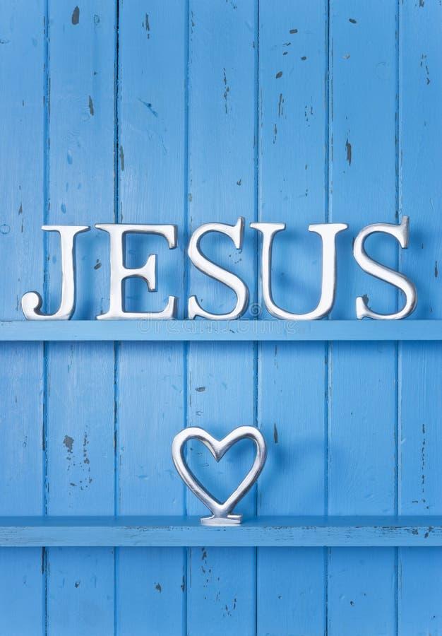 Ιησούς Love Background στοκ φωτογραφίες με δικαίωμα ελεύθερης χρήσης