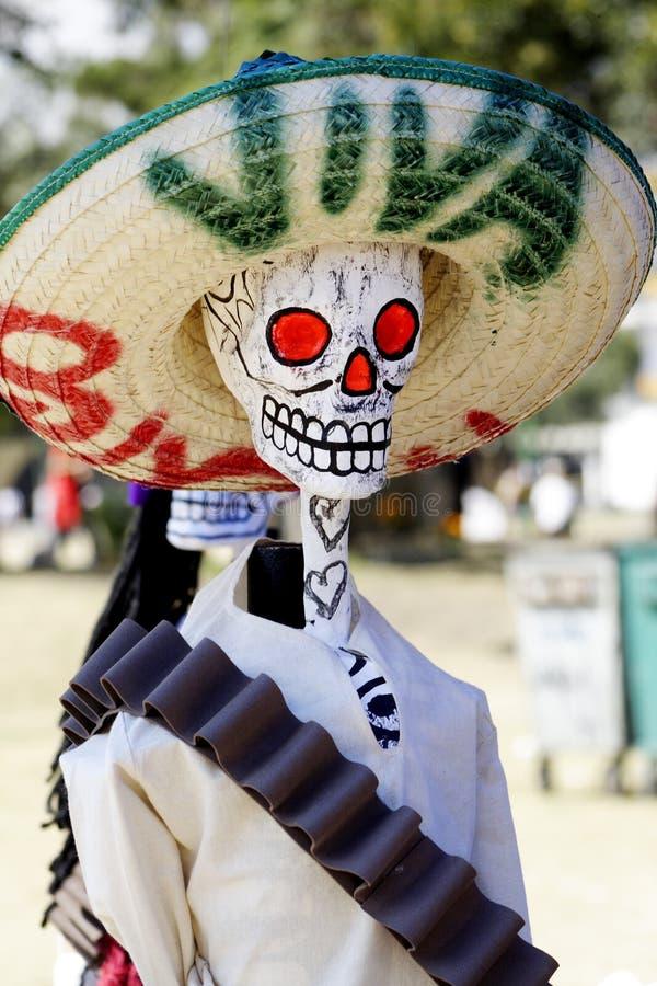 ΙΙ viva του Μεξικού στοκ εικόνα
