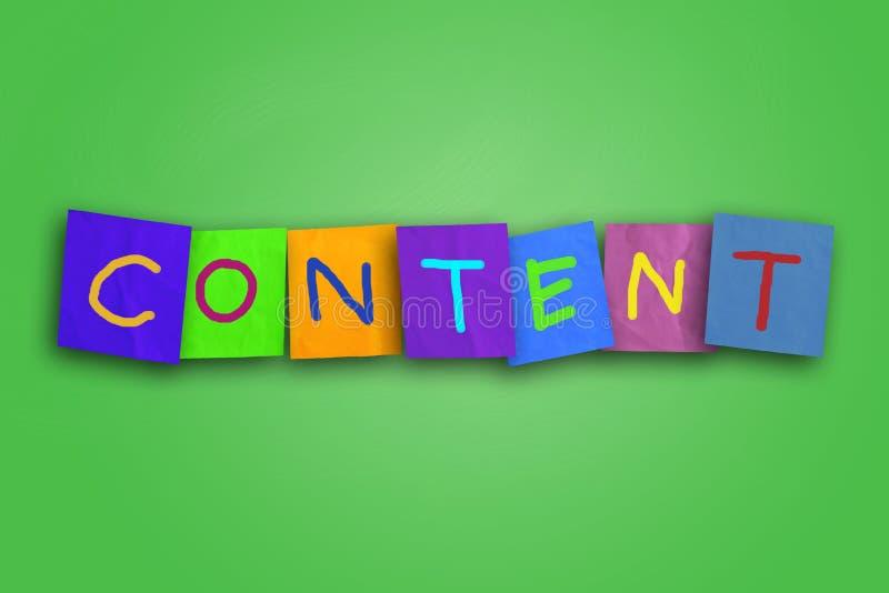 Ικανοποιημένη, κινητήρια έννοια αποσπασμάτων λέξεων μέσων Διαδικτύου κοινωνική στοκ εικόνες με δικαίωμα ελεύθερης χρήσης