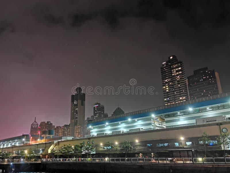 Ικανός στην πόλη Χογκ Κογκ στοκ φωτογραφία
