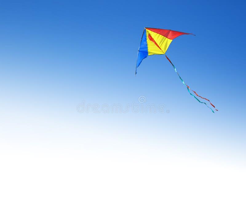 Ικτίνος στον ουρανό στοκ φωτογραφία με δικαίωμα ελεύθερης χρήσης