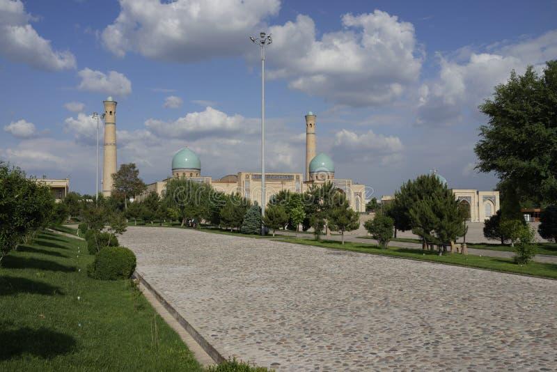 Ιμάμης Khazrati, Τασκένδη, Ουζμπεκιστάν στοκ φωτογραφίες