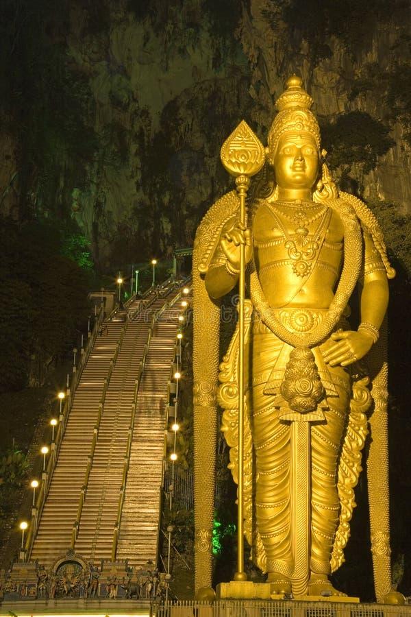 ινδή νύχτα θεοτήτων στοκ εικόνα με δικαίωμα ελεύθερης χρήσης