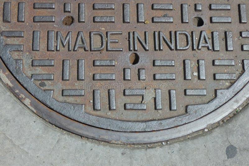 Ινδία που γίνεται στοκ φωτογραφία