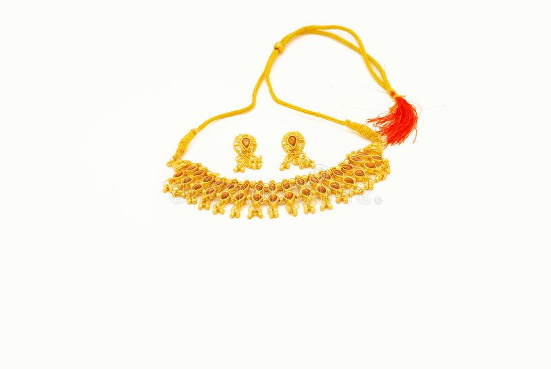 ινδικά κοσμήματα στοκ εικόνες
