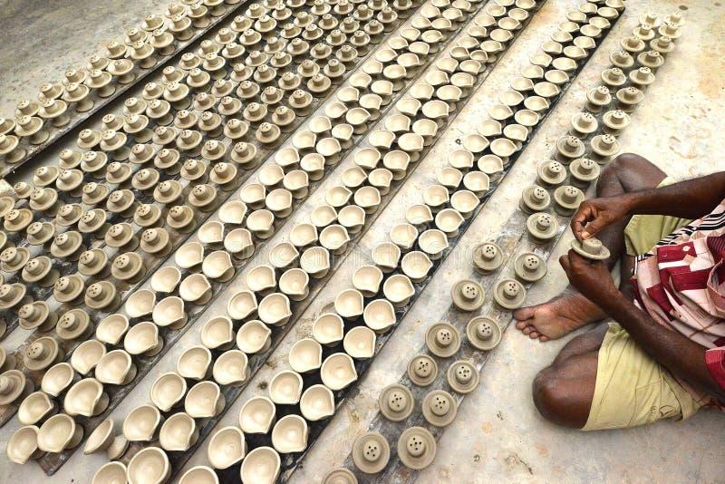 ινδική αγγειοπλαστική στοκ φωτογραφίες με δικαίωμα ελεύθερης χρήσης