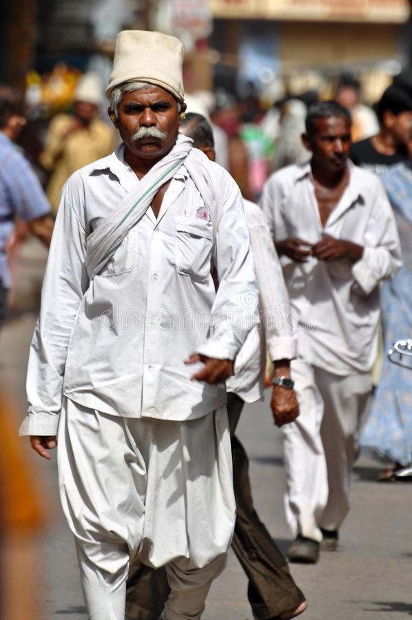 ινδικοί χωρικοί στοκ εικόνες με δικαίωμα ελεύθερης χρήσης