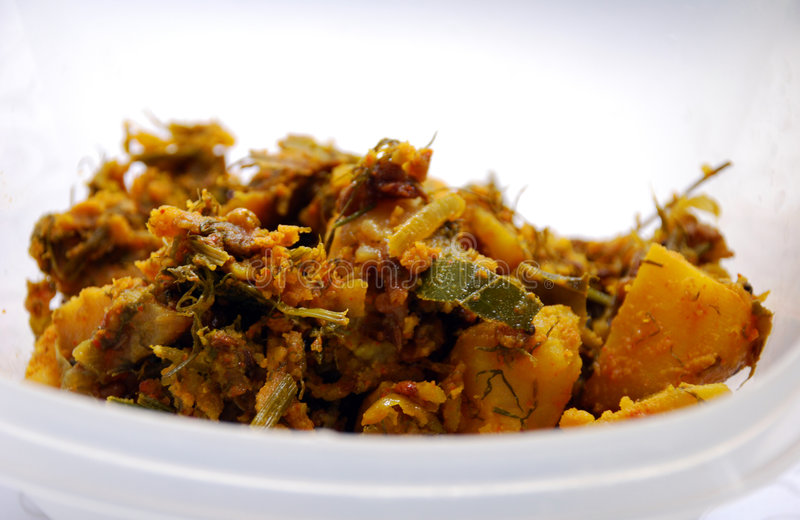 ινδικός πικάντικος κάρρυ στοκ εικόνες με δικαίωμα ελεύθερης χρήσης