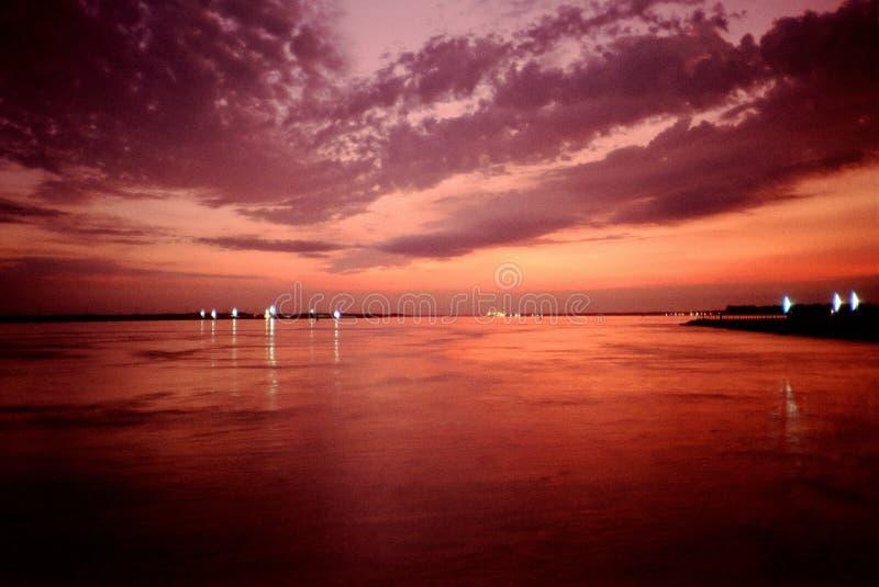 ινδικός ποταμός του Delaware στοκ εικόνα με δικαίωμα ελεύθερης χρήσης