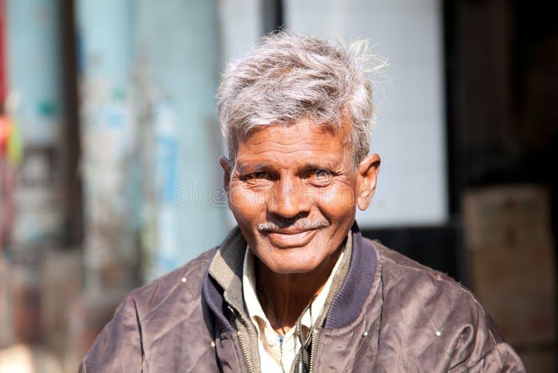 ινδικός χωρικός ατόμων στοκ εικόνες
