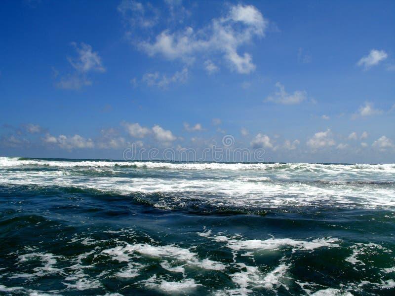 Ινδικός Ωκεανός στοκ φωτογραφίες με δικαίωμα ελεύθερης χρήσης