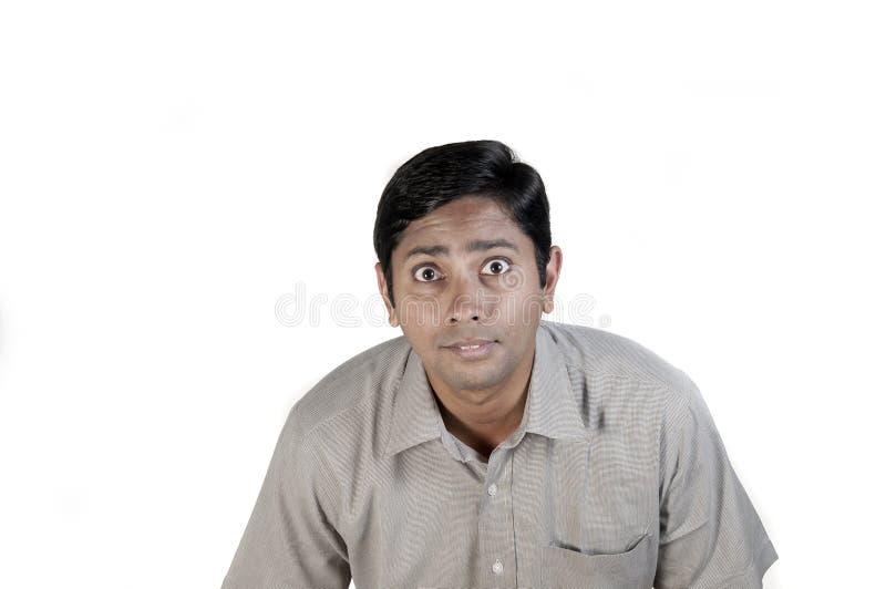 Ινδικό άτομο στοκ εικόνα