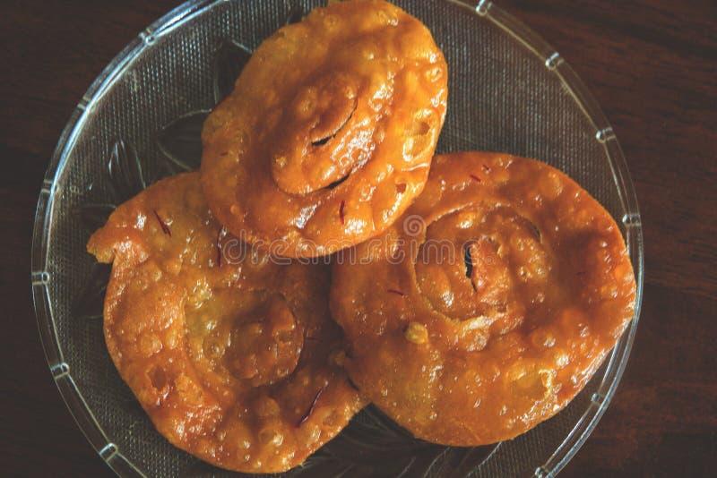 Ινδικό παραδοσιακό γλυκό στοκ φωτογραφία με δικαίωμα ελεύθερης χρήσης