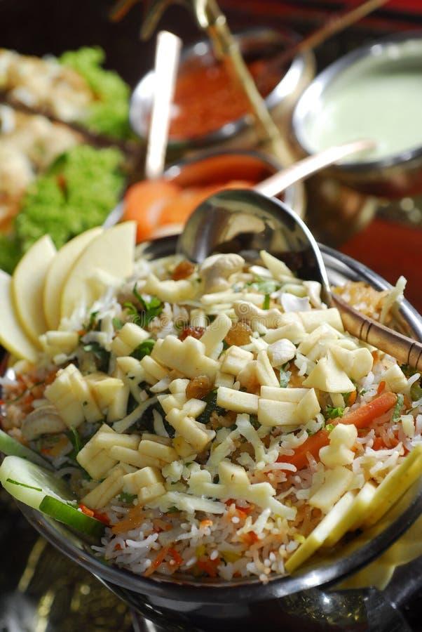 ινδικό ρύζι στοκ φωτογραφία
