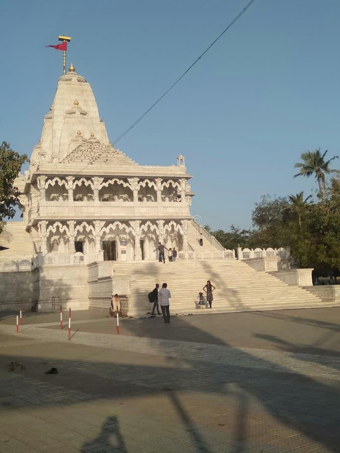 Ινδικό Tampal Gujrat Bapa Sitaram Tempal στοκ εικόνες