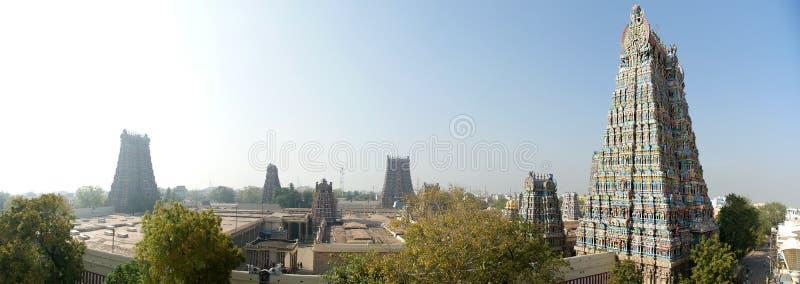 ινδός ναός meenakshi του Madurai στοκ φωτογραφία με δικαίωμα ελεύθερης χρήσης