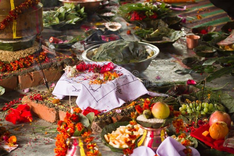 Ινδή τελετή στο Νεπάλ, Shivaratri στοκ φωτογραφίες με δικαίωμα ελεύθερης χρήσης