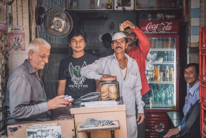 ινδικοί εργαζόμενοι στοκ φωτογραφίες