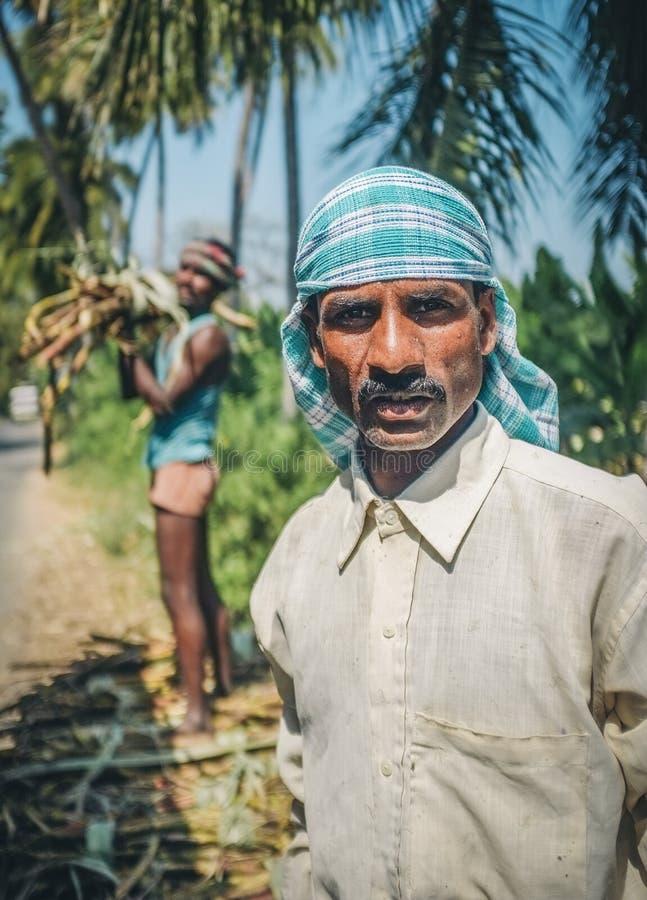 ινδικός εργαζόμενος στοκ εικόνες με δικαίωμα ελεύθερης χρήσης