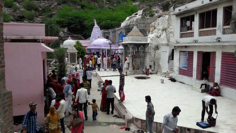 Ινδικός ναός mahadev στοκ εικόνες