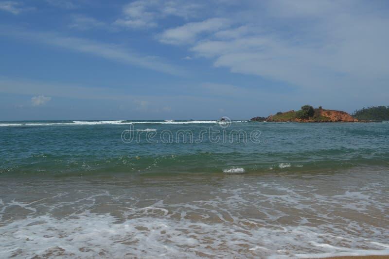 Ινδικός Ωκεανός στοκ φωτογραφία με δικαίωμα ελεύθερης χρήσης