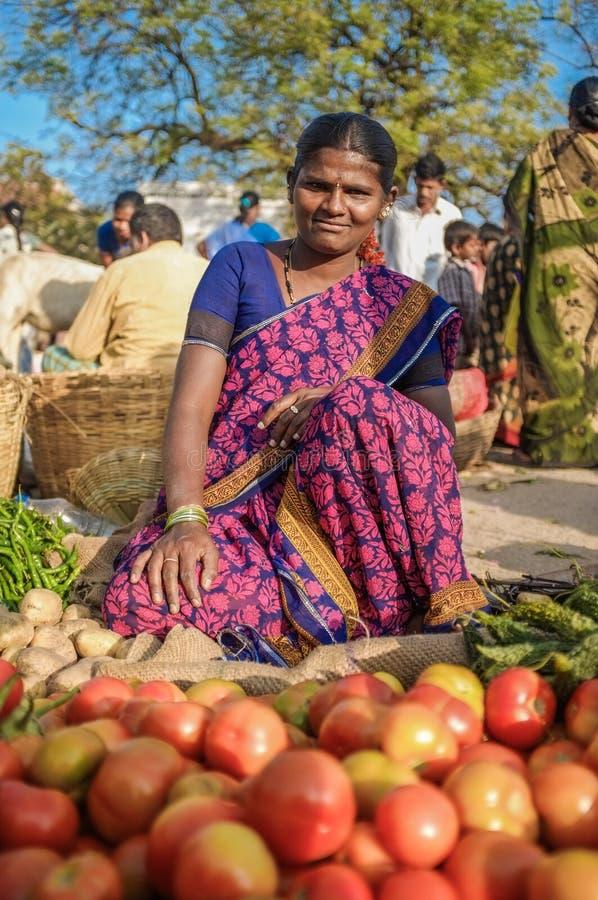 Ινδικό θηλυκό στοκ φωτογραφία