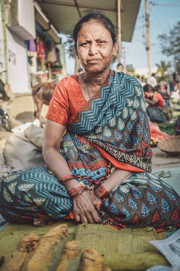 Ινδικό θηλυκό στοκ φωτογραφίες με δικαίωμα ελεύθερης χρήσης
