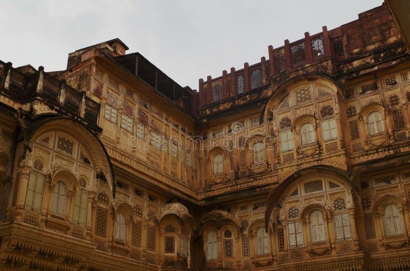 ινδικό παλάτι στοκ φωτογραφίες
