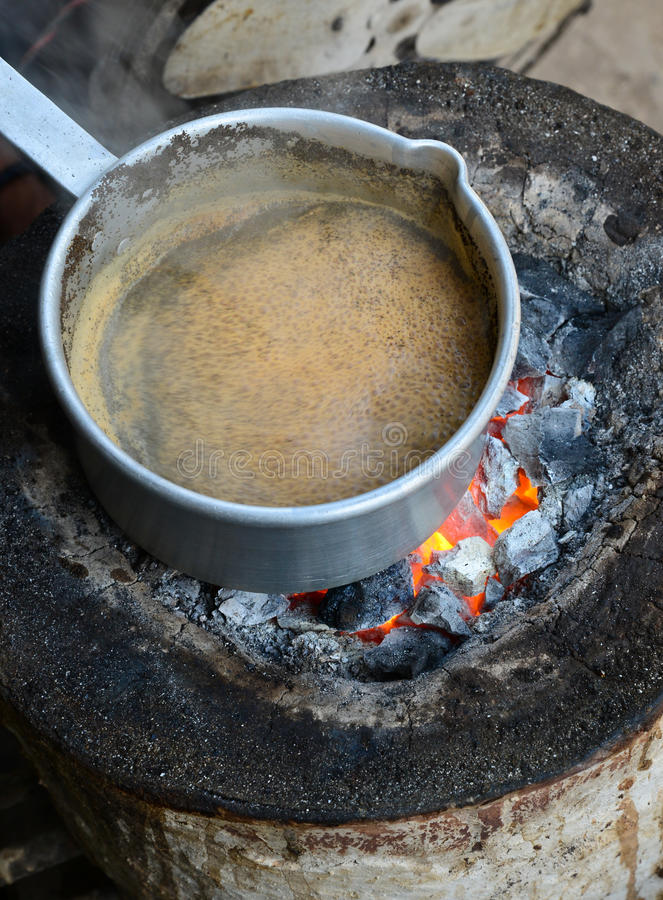 Ινδικό τσάι στοκ εικόνες