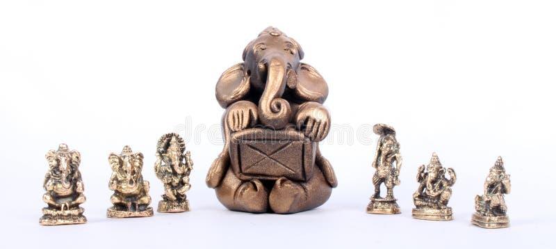Ινδός Θεός Ganesh στοκ εικόνες με δικαίωμα ελεύθερης χρήσης
