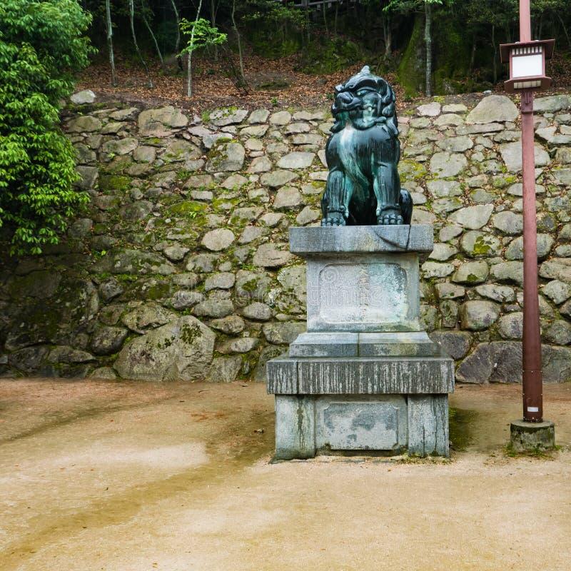 λιοντάρι ζοφερό στοκ εικόνα