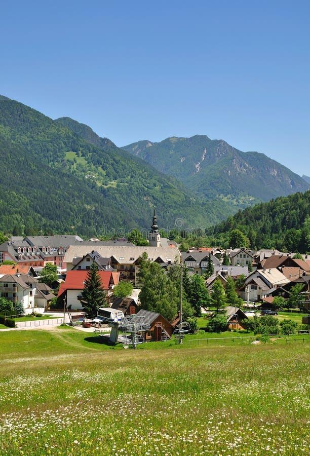 ιουλιανό kranjska Σλοβενία gora ορών στοκ φωτογραφία