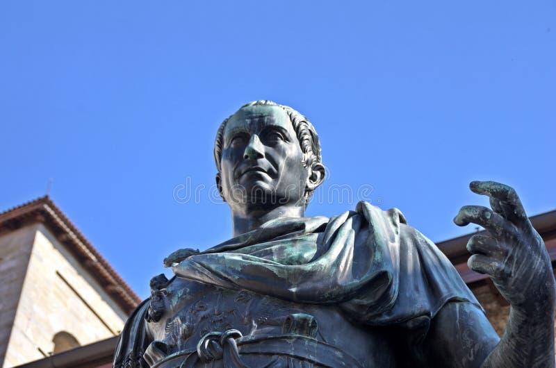 Ιούλιος Καίσαρας (Giulio Cesare) στοκ φωτογραφία