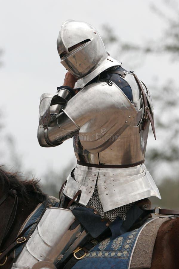 ιππότης 2 τεθωρακισμένων στοκ φωτογραφία