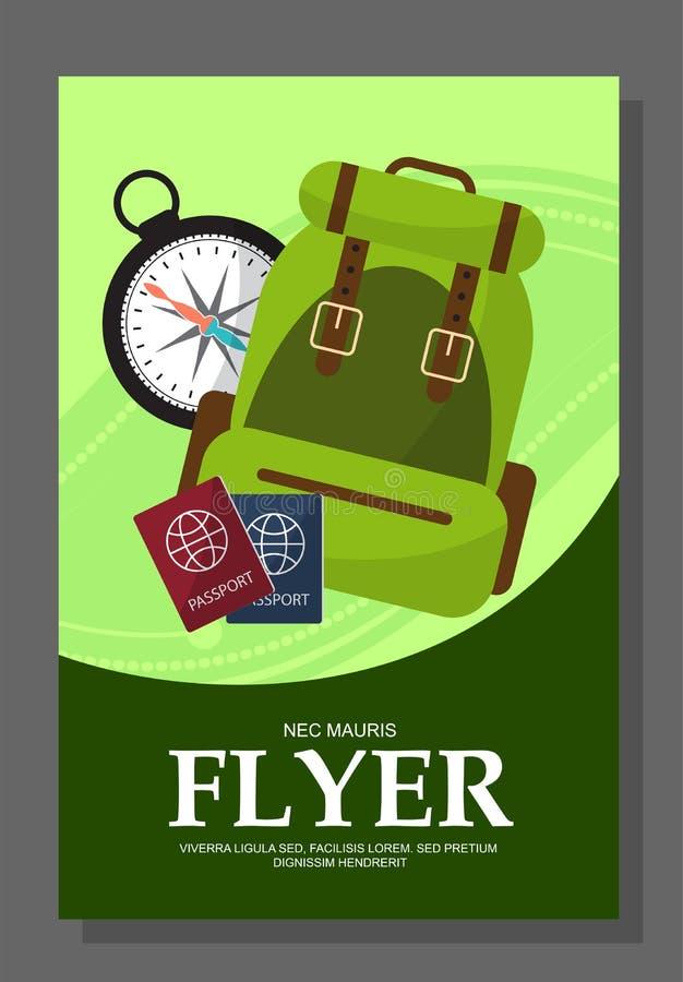Ιπτάμενα με την έννοια ενός πεζοπορώ στα βουνά Ακραία ψυχαγωγία Περιοχές ελέγχου Επιβίωση ζωής στο ύπαιθρο ή στα ξύλα ελεύθερη απεικόνιση δικαιώματος