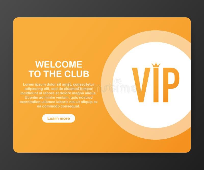 Ιπτάμενο αφισών καρτών πρόσκλησης ασφαλίστρου κομμάτων VIP λεσχών Μαύρο και χρυσό πρότυπο σχεδίου επίσης corel σύρετε το διάνυσμα απεικόνιση αποθεμάτων