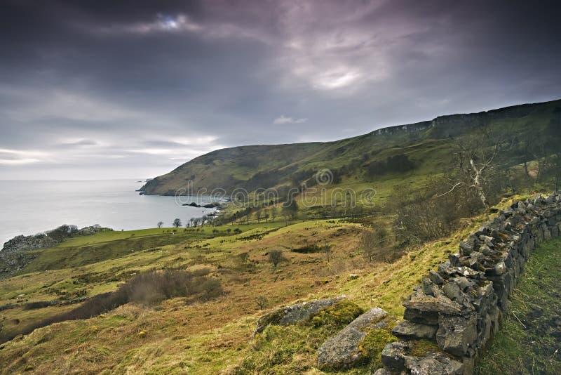 Ιρλανδία βόρεια στοκ εικόνα με δικαίωμα ελεύθερης χρήσης