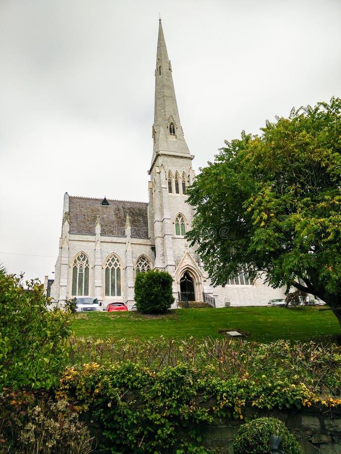 Ιρλανδία φελλός Θρησκευτική αρχιτεκτονική στοκ φωτογραφία