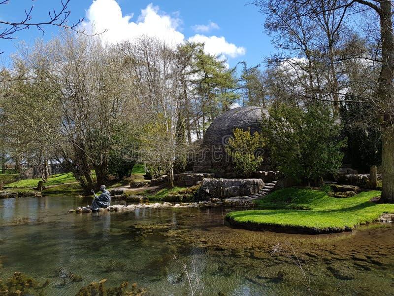 Ιρλανδικό εθνικό πάρκο στηριγμάτων στοκ εικόνες