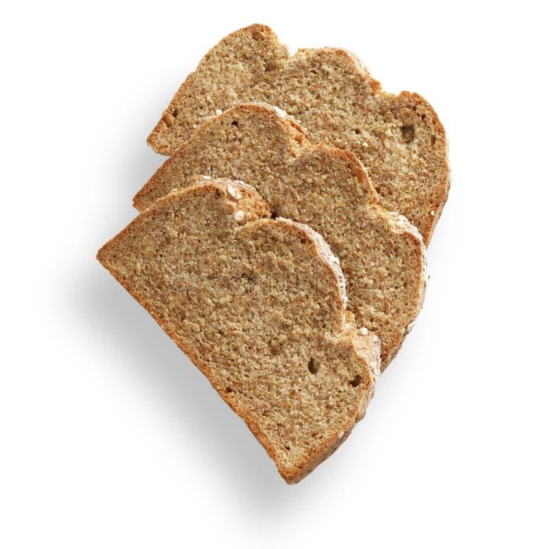Ιρλανδικό σιταρένιο ψωμί στοκ φωτογραφίες