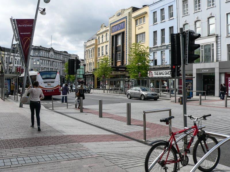 Ιρλανδία φελλός στοκ εικόνα με δικαίωμα ελεύθερης χρήσης