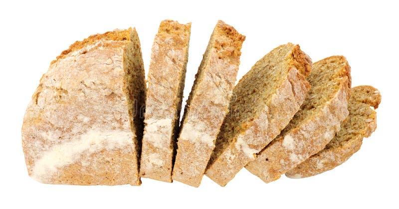Ιρλανδικό σιταρένιο ψωμί σόδας στοκ φωτογραφία με δικαίωμα ελεύθερης χρήσης
