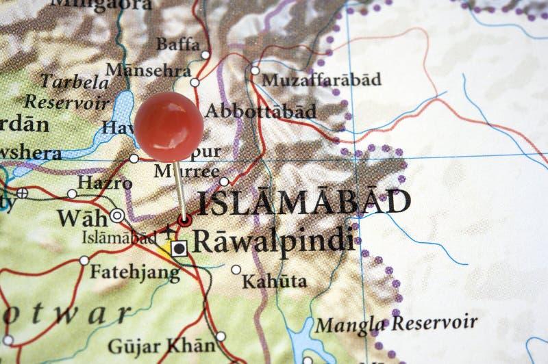 Ισλαμαμπάντ Πακιστάν στοκ φωτογραφία