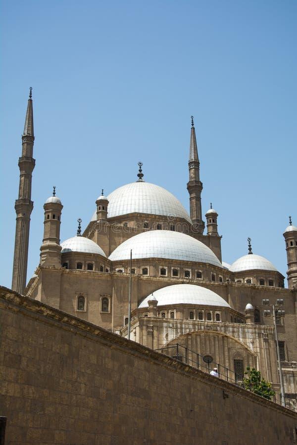 Ισλαμικός κινητήριος στο μουσουλμανικό τέμενος του Μωάμεθ Ali στοκ εικόνες με δικαίωμα ελεύθερης χρήσης