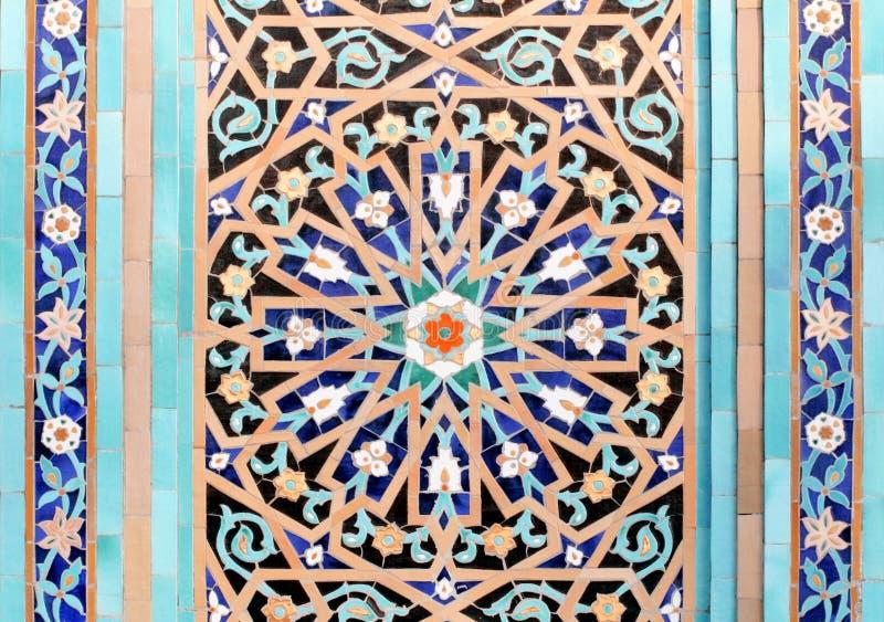 ισλαμικό μωσαϊκό 4 στοκ εικόνα
