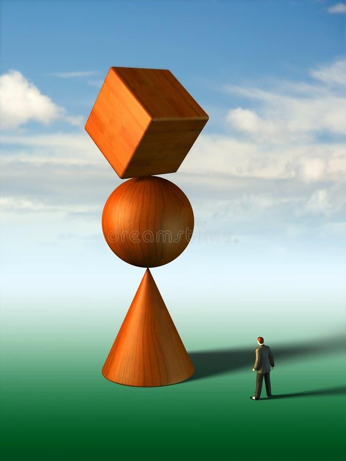 ισορροπία αδύνατη ελεύθερη απεικόνιση δικαιώματος