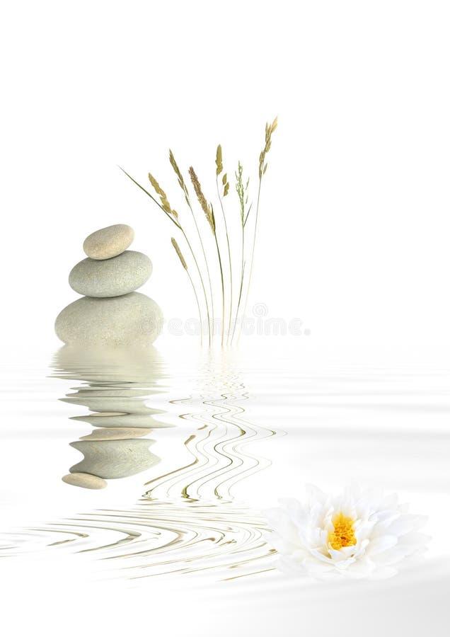ισορροπία zen στοκ φωτογραφίες