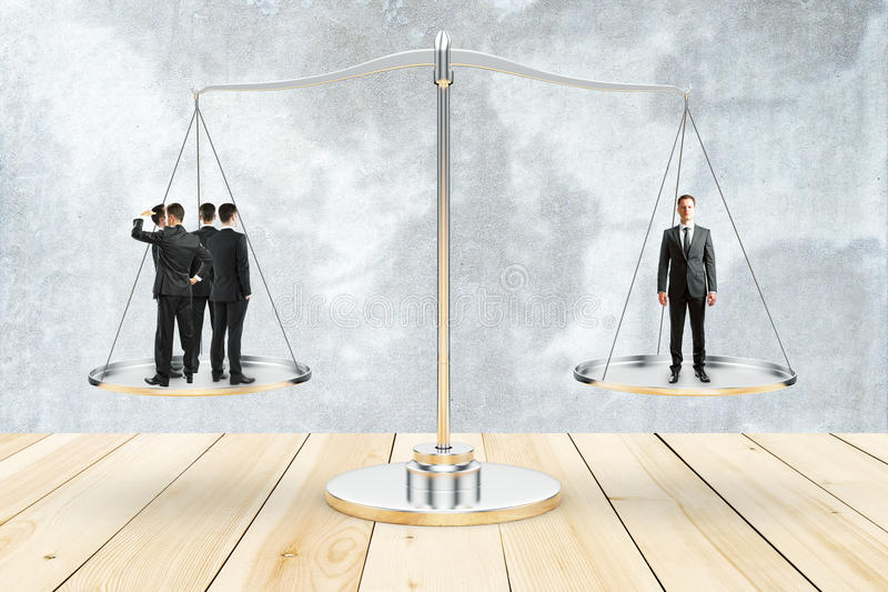 Ισορροπώντας έννοια στοκ εικόνες με δικαίωμα ελεύθερης χρήσης