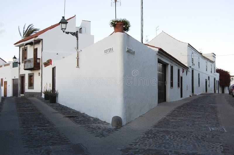 ισπανική οδός στοκ εικόνες