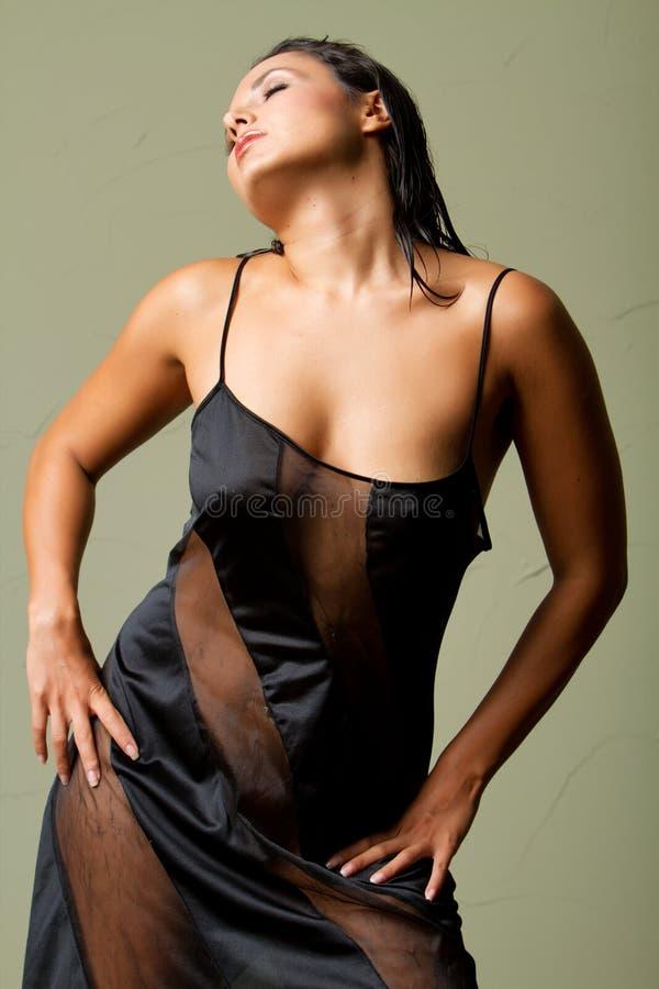 ισπανική προκλητική γυναί& στοκ φωτογραφία με δικαίωμα ελεύθερης χρήσης